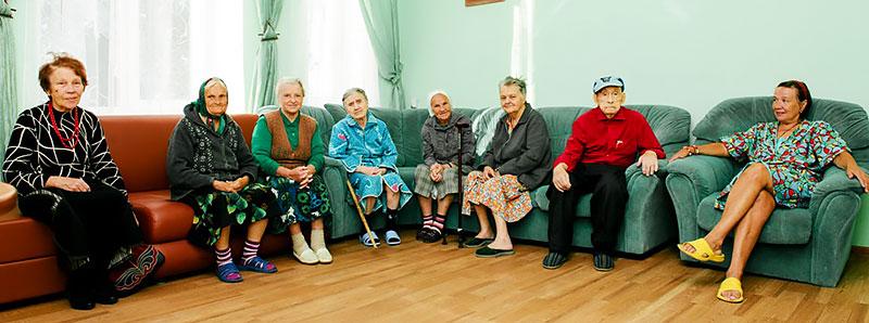 поиск правила помещения пенсионера инвалида в дом престарелых