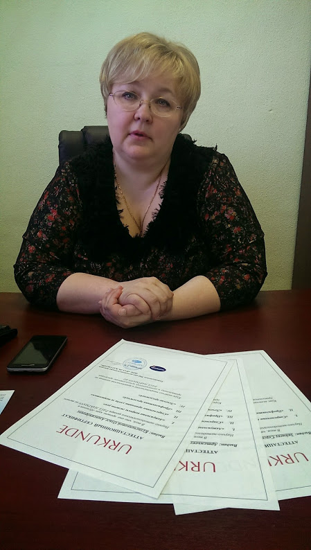Кузнеченкова Ольга Александровна