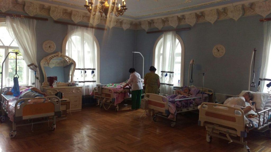 частный пансионат для пожилых людей в московской области