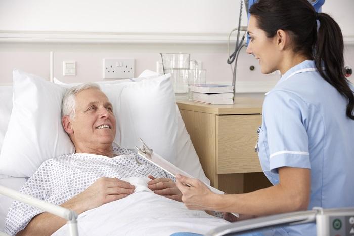 Принципы ухода за инсультным больным