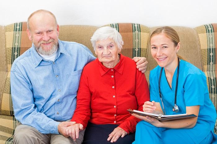 Пансионат для пожилых с реабилитацией после инсульта