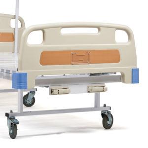 Медицинская кровать для лежащих больных
