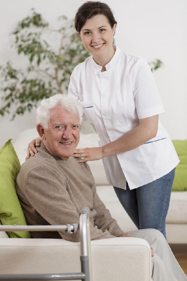 Медицинский уход в доме престарелых