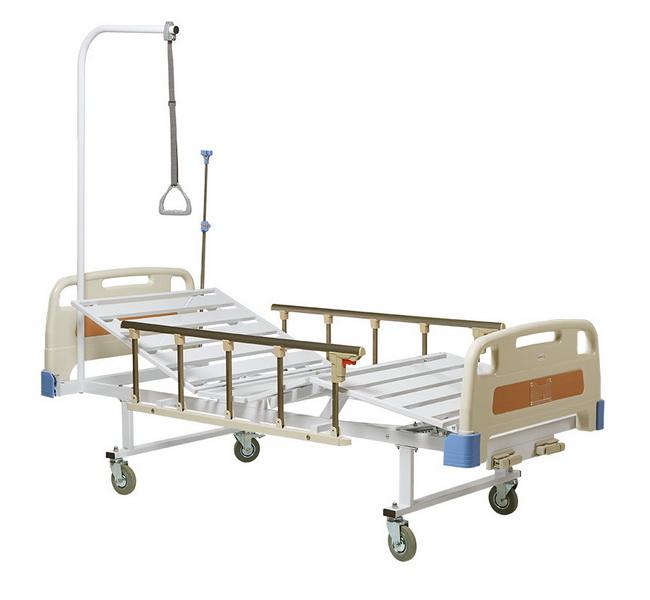 Многофункциональная медицинская кровать для лежачих больных