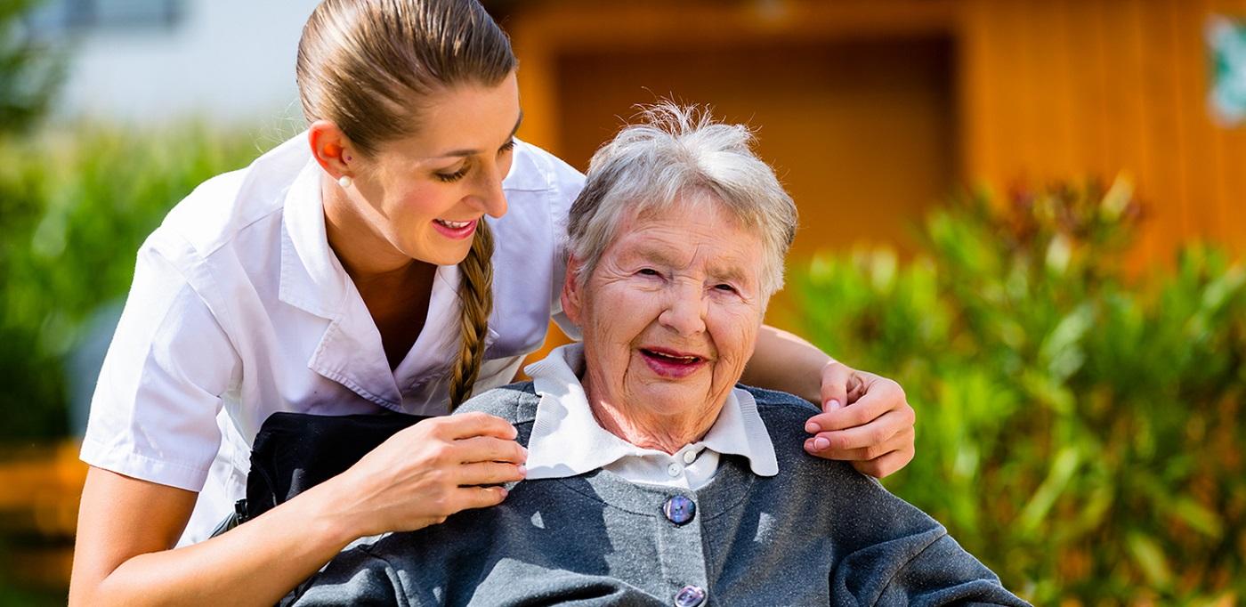 уход за больной бабушкой