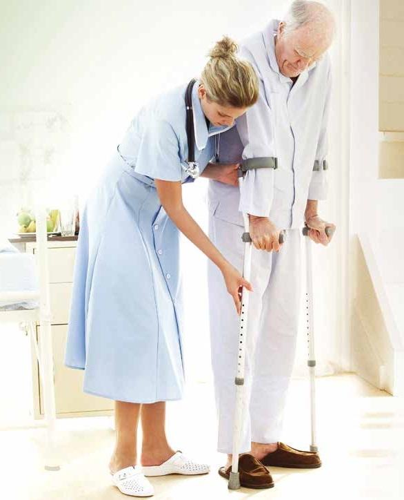 уход за пожилыми больными