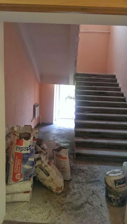 Запасной выход в доме престарелых