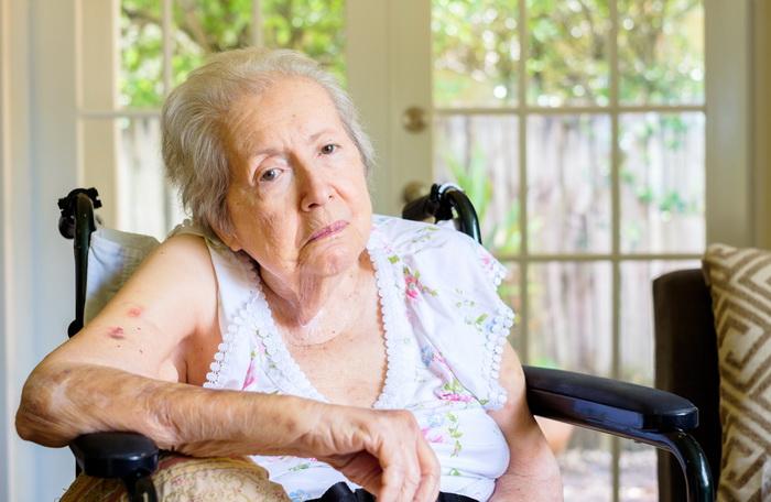 Частный хоспис для пожилых людей