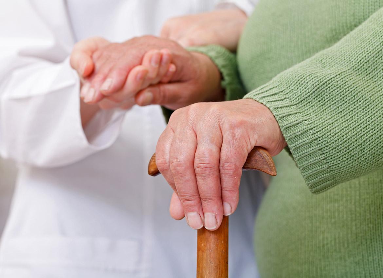 Пансионат для больных болезнью Паркинсона