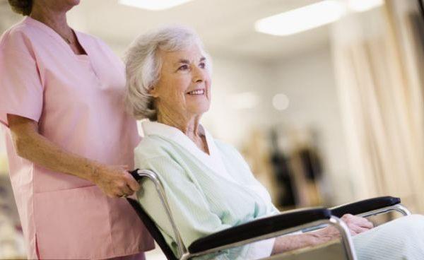 Дома престарелых за пенсию