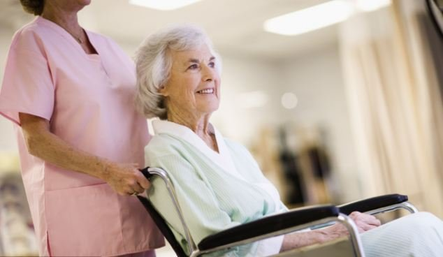пансионат для пожилых людей томск