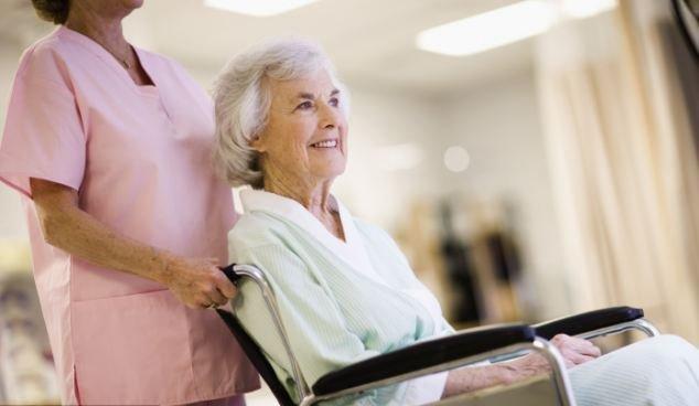 Дом престарелых за пенсию москва сан пин по домам престарелых