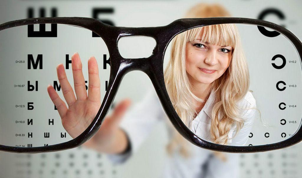 Коррекция зрения в клинике