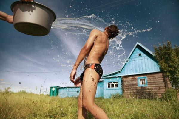 Обливание холодной водой – польза или вред