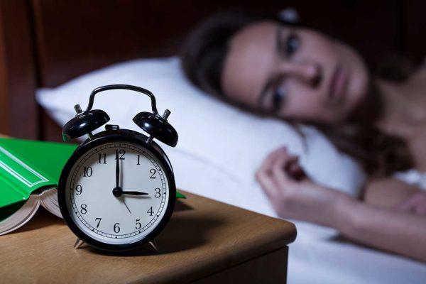 4 основные причины ночной бессонницы