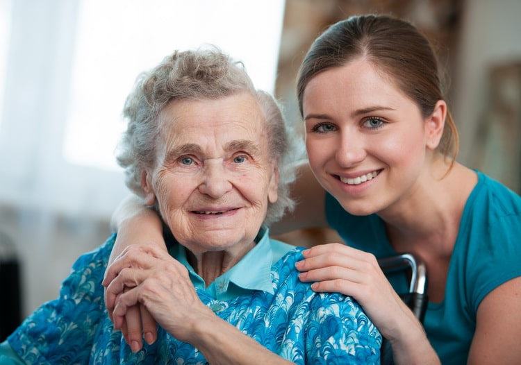 Интернат для стариков в Ливнах