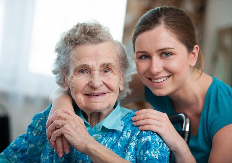 Интернат для стариков в Узловой