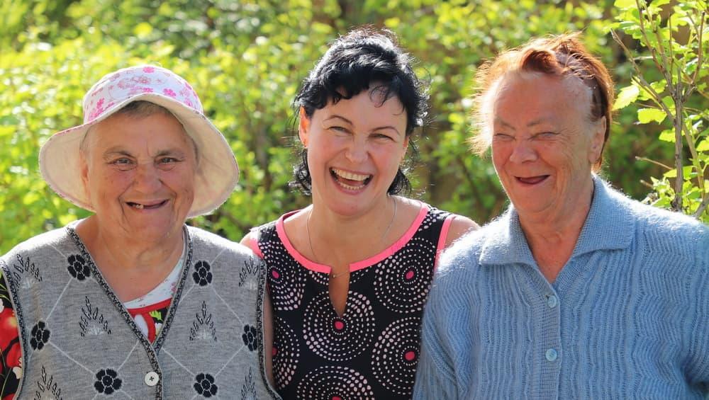 Пансионат для пожилых в Ясногорске