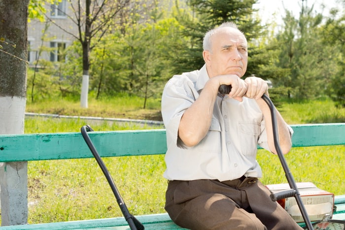 Суворов. Пансионат для пожилых