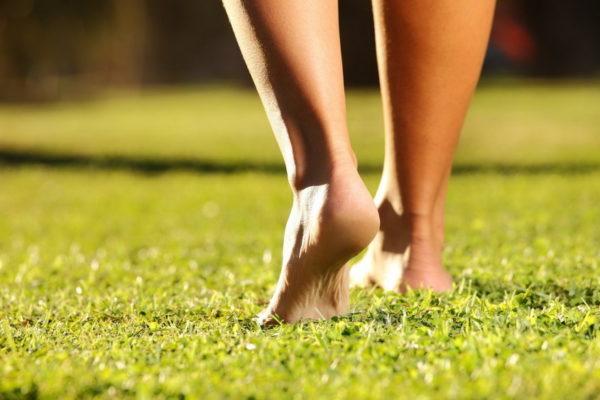 Взаимосвязь ног и печени