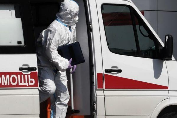 В РФ зафиксировали случай повторного заражения COVID-19