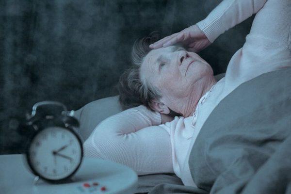 Нарушения сна и признаки деменции
