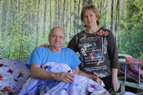 Круглосуточный уход за лежачими больными