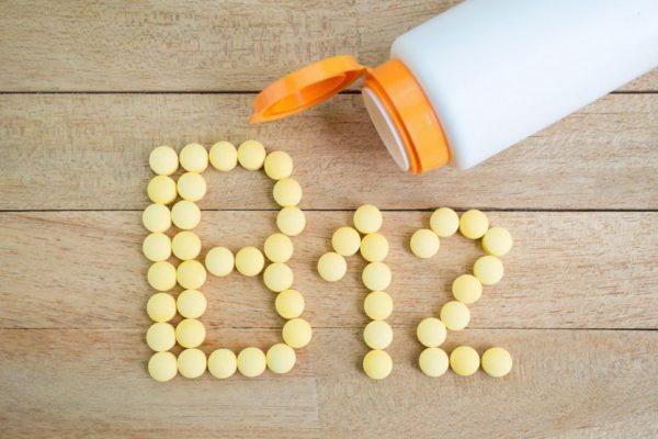 Симптом «незначительного» дефицита витамина В12