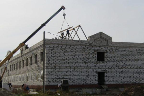 Постояльцы Ковылкинского пансионата скоро переберутся жить в новое здание